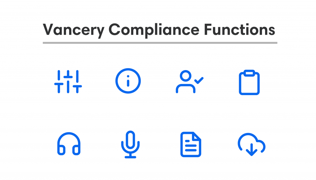 Vancery Compliance